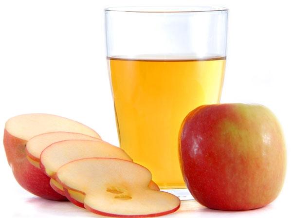 Giấm táo vệ sinh vùng kín rất sạch sẽ