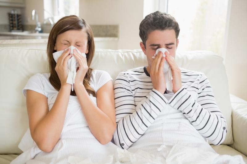 Trị bệnh viêm mũi dị ứng
