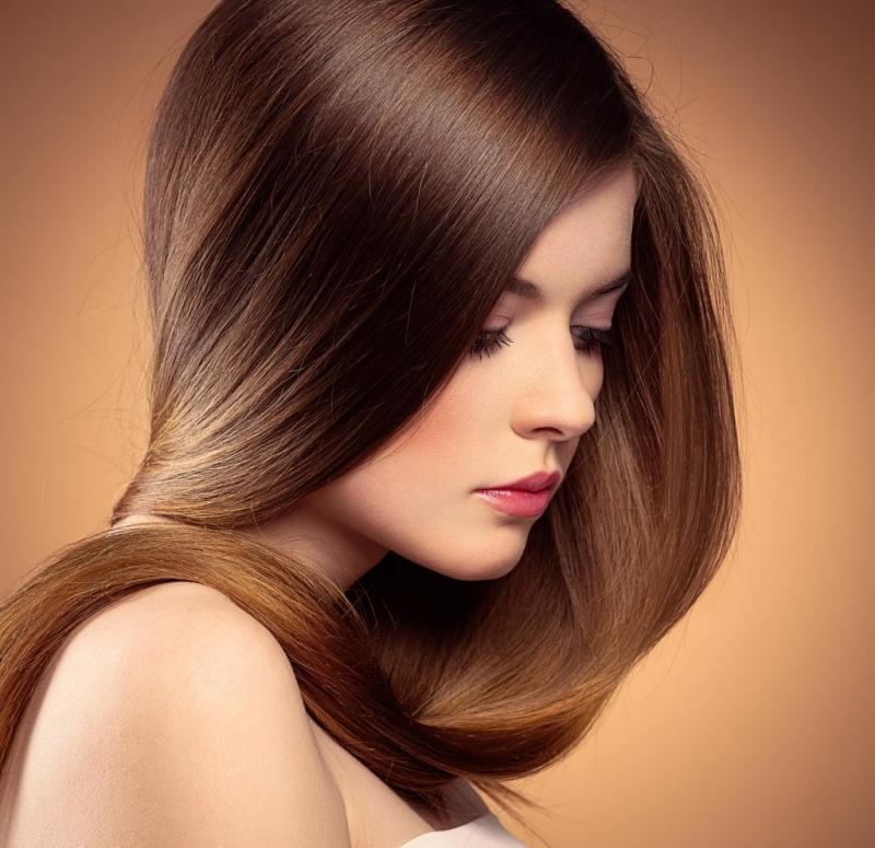 Trị gàu, chăm sóc tóc
