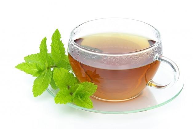 Trị nhức răng bằng trà bạc hà