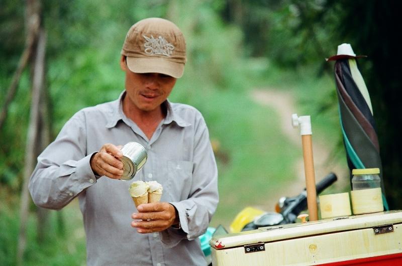 Triết lý bán kem