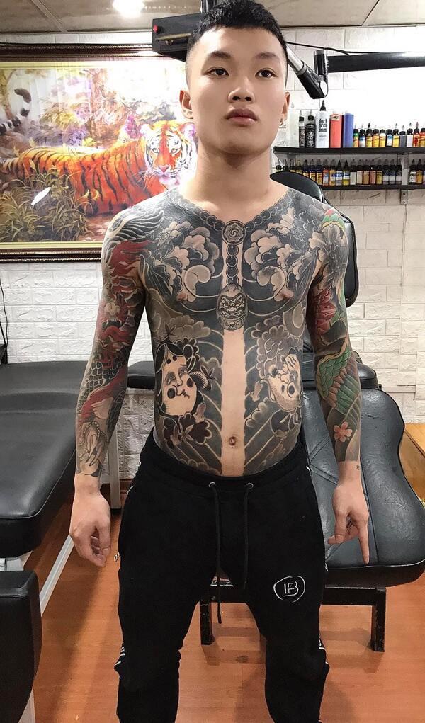 Triều Ca TattooStudio