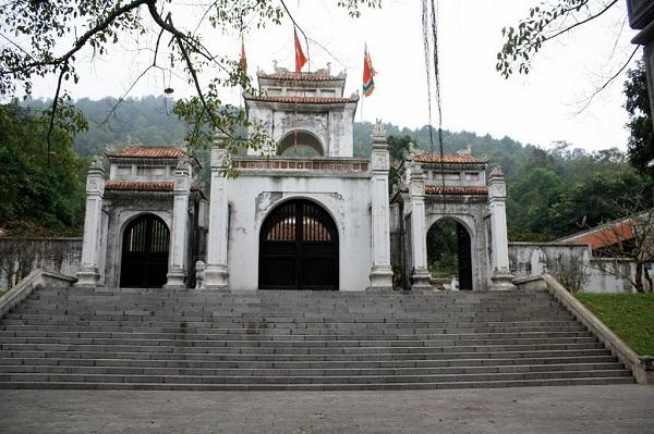 Đền thờ Bà Triệu ở Thanh Hóa