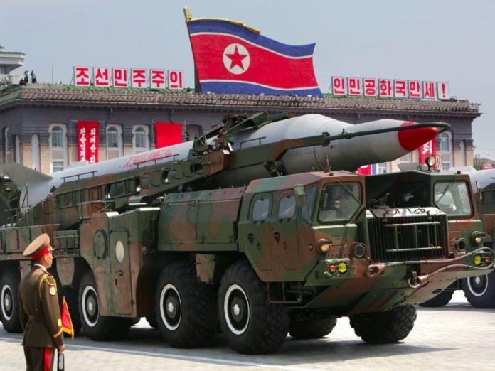 Vị trí thứ 9 trong danh sách này là Triều Tiên