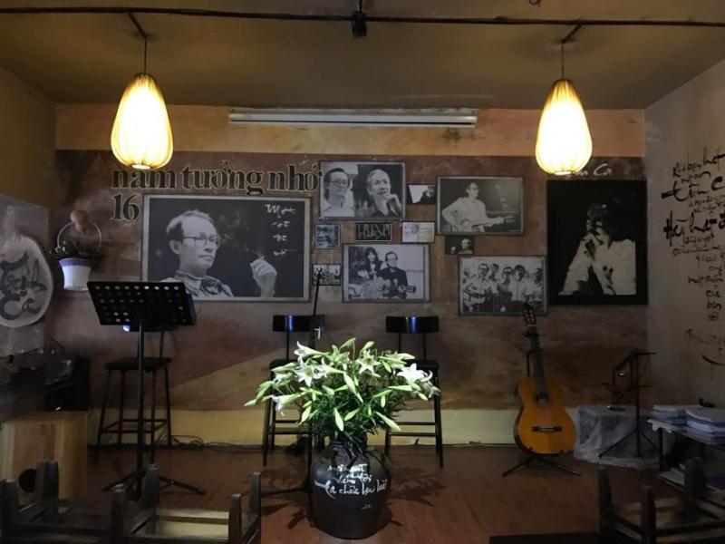 Trịnh Ca Cafe