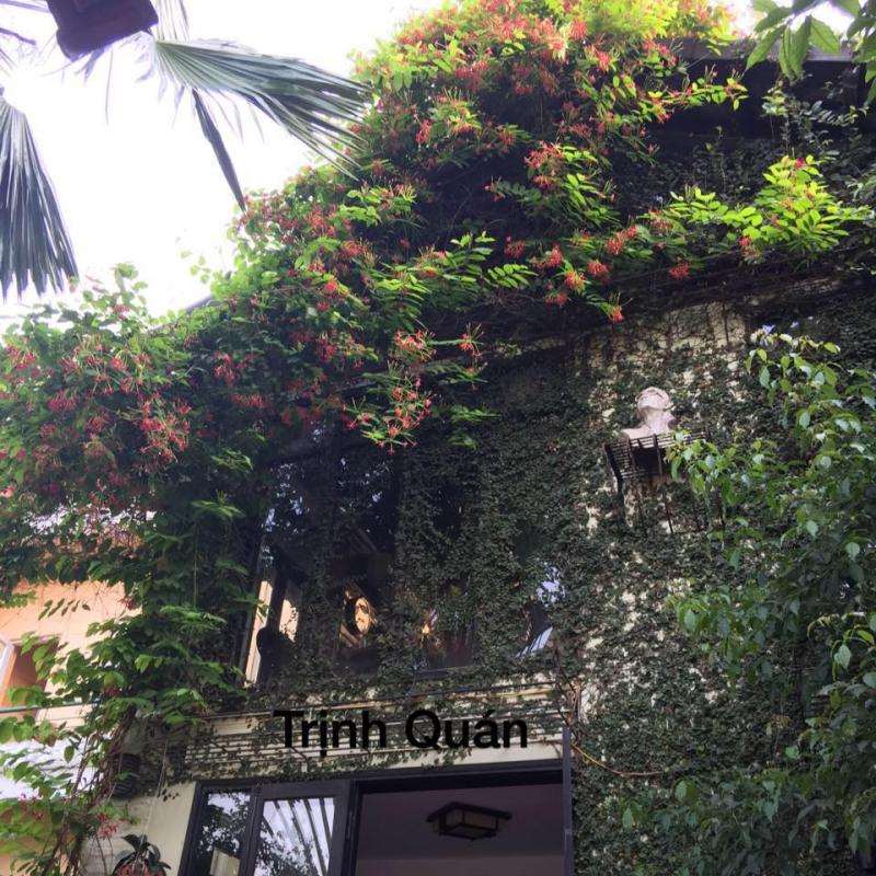 Không gian Trịnh Quán