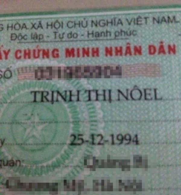 Trịnh Thị Nôel