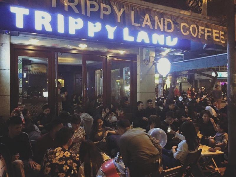Trippy Land Coffee