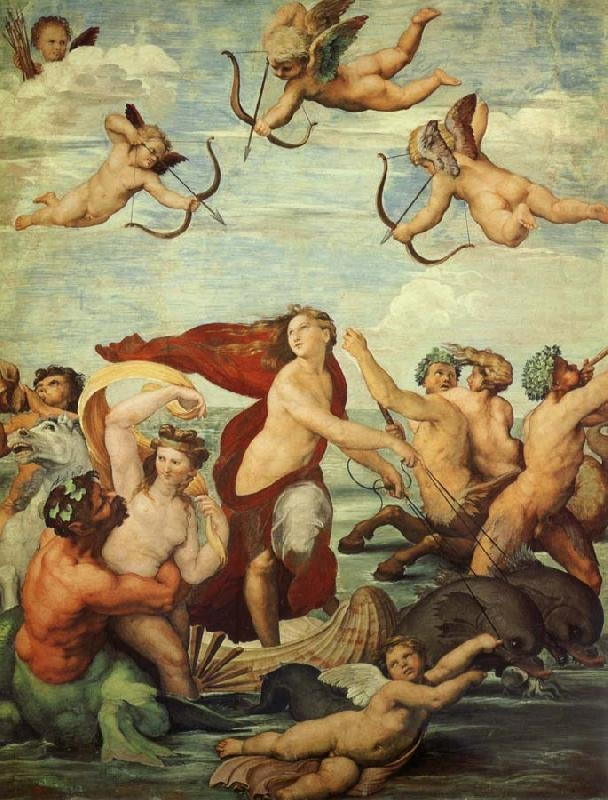 Triumph of Galatea
