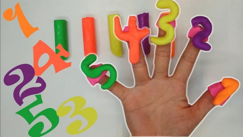 Rối ngón tay với câu chuyện về những con số