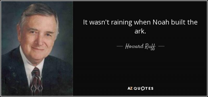 Howard Ruff - Nhà văn và nhà cố vấn tài chính