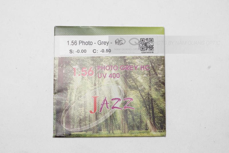 Tròng kính đổi màu Jazz của Hàn Quốc