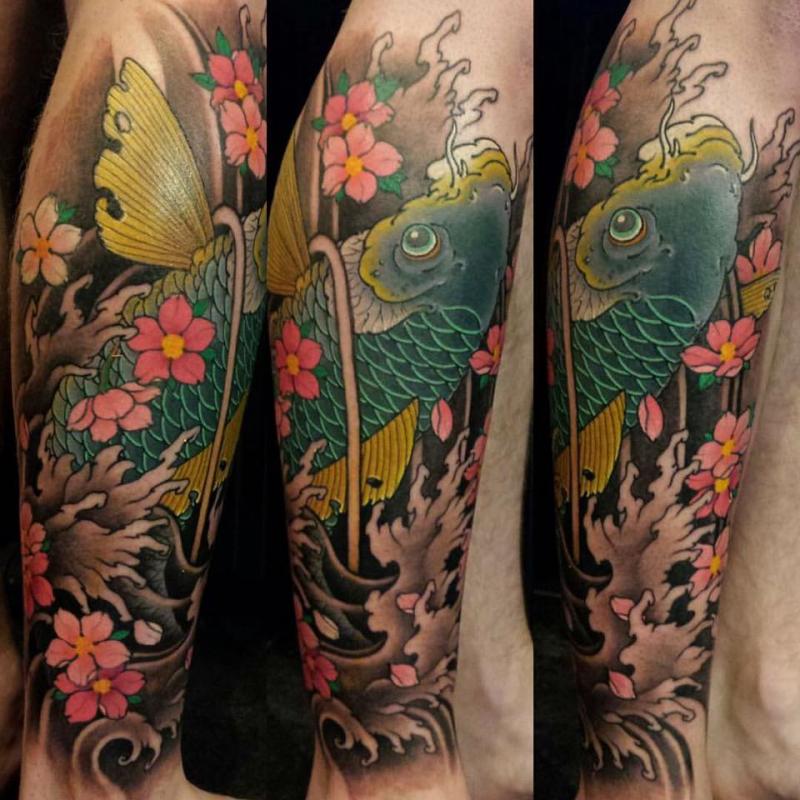 Trọng Nghĩa Tattoo