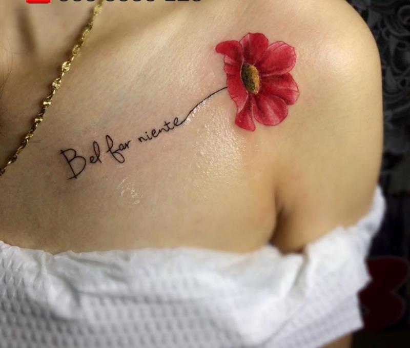 Trọng Nghĩa Tattoo - Xăm Hình Nghệ Thuật, Đẹp Và Uy Tín Hà Nội