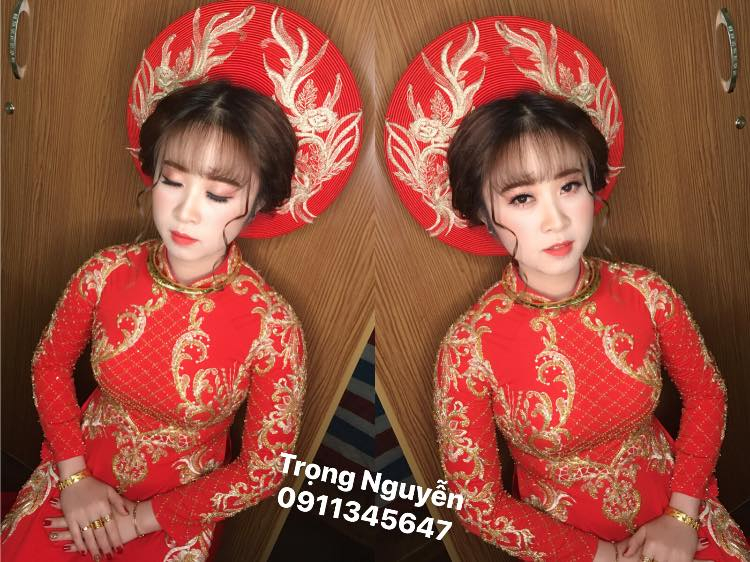 Trọng Nguyễn Makeup and Design