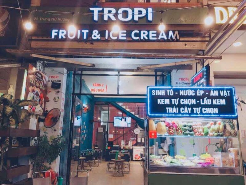 TROPI Fruit & Ice Cream