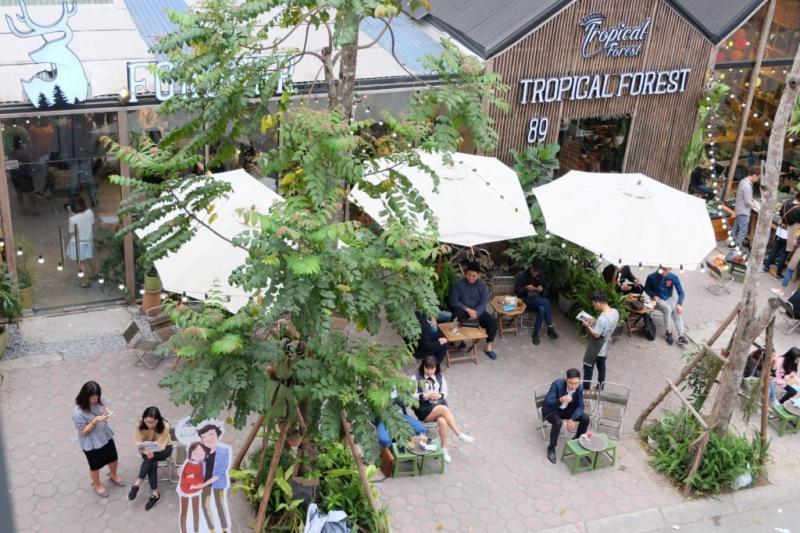 Tropical Forest - Chi nhánh Hà Đông