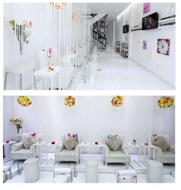 Tru & Beauty Nail Japan (Nguồn: Sưu tầm)