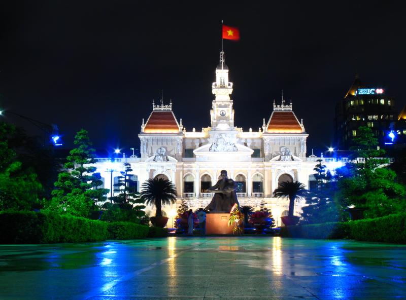 Trụ sở Ủy ban nhân dân Thành phố Hồ Chí Minh