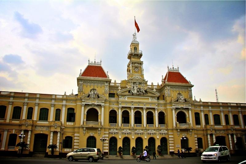 Ủy ban Nhân dân TP. Hồ Chí Minh