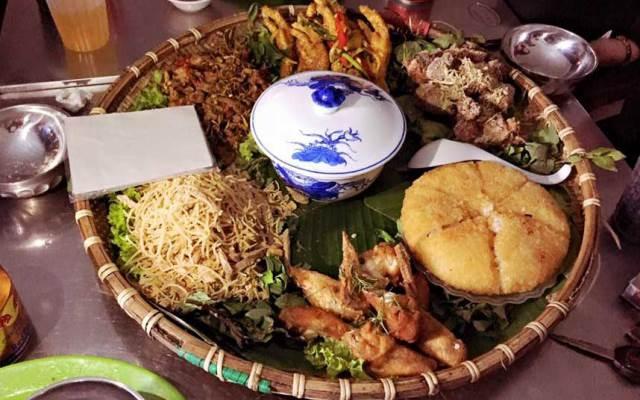 Những món ăn dân dã, hấp dẫn của Trúc Quán