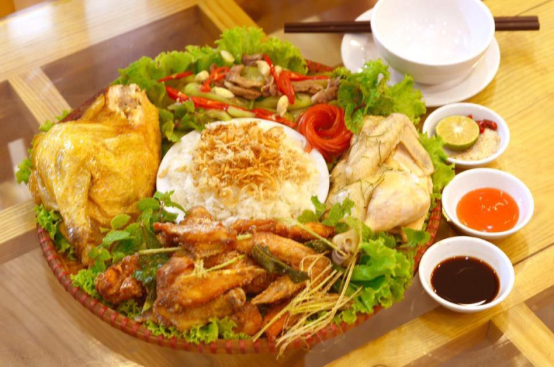 Trúc Quán - Ẩm Thực Việt