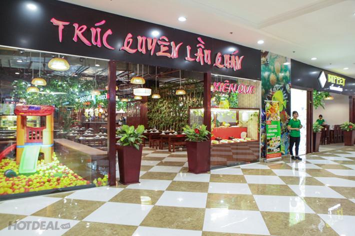 Trúc Quyên Lầu Quán – Times City