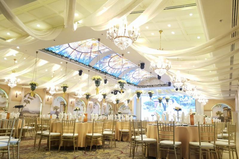 Trung tâm Hội nghị - Tiệc cưới Metropole