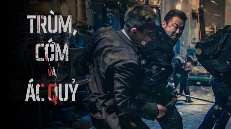 Poster phim The Gangster, The Cop, The Devil -Trùm, cớm và ác quỷ