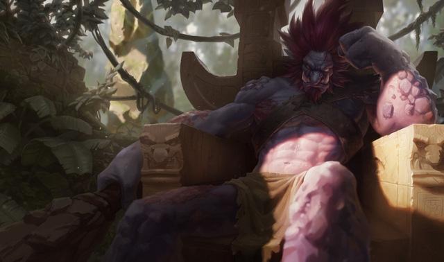 Trundle - The Troll King đúng nghĩa đen