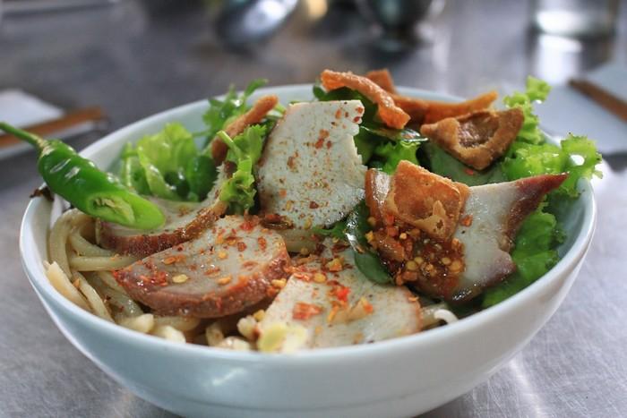 Món ăn tại Trung Bắc Restaurant