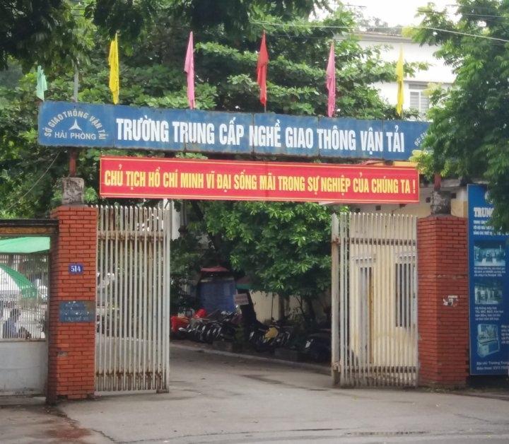 Trường Trung cấp nghề Giao thông vận tải Hải Phòng