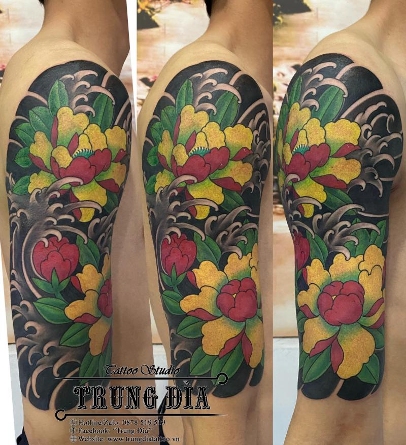 Trung Đìa Tattoo Cần Thơ