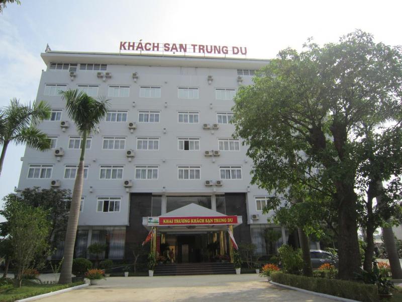 Khách sạn Trung Du.