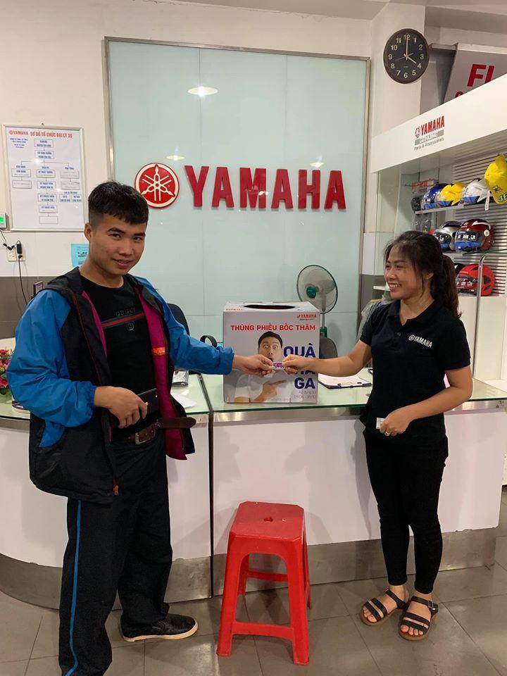 Trung Dũng - Yamaha3S