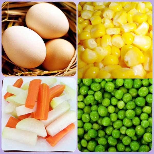 Trứng gà giàu Protein, Vitamin và các khoáng chất cần thiết
