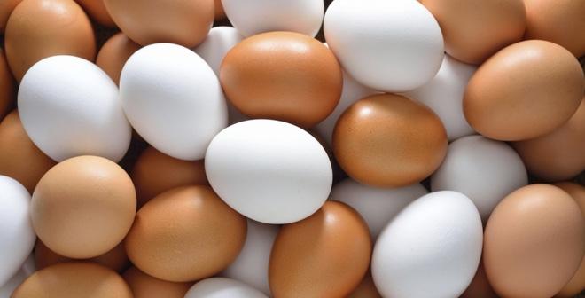 Trứng gà luộc kết hợp với phèn chua