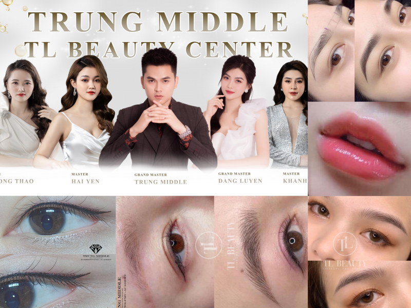 Trung Middle - TL Beauty Center