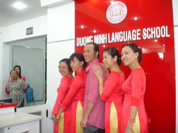 Trung  ngoại ngữ Dương Minh