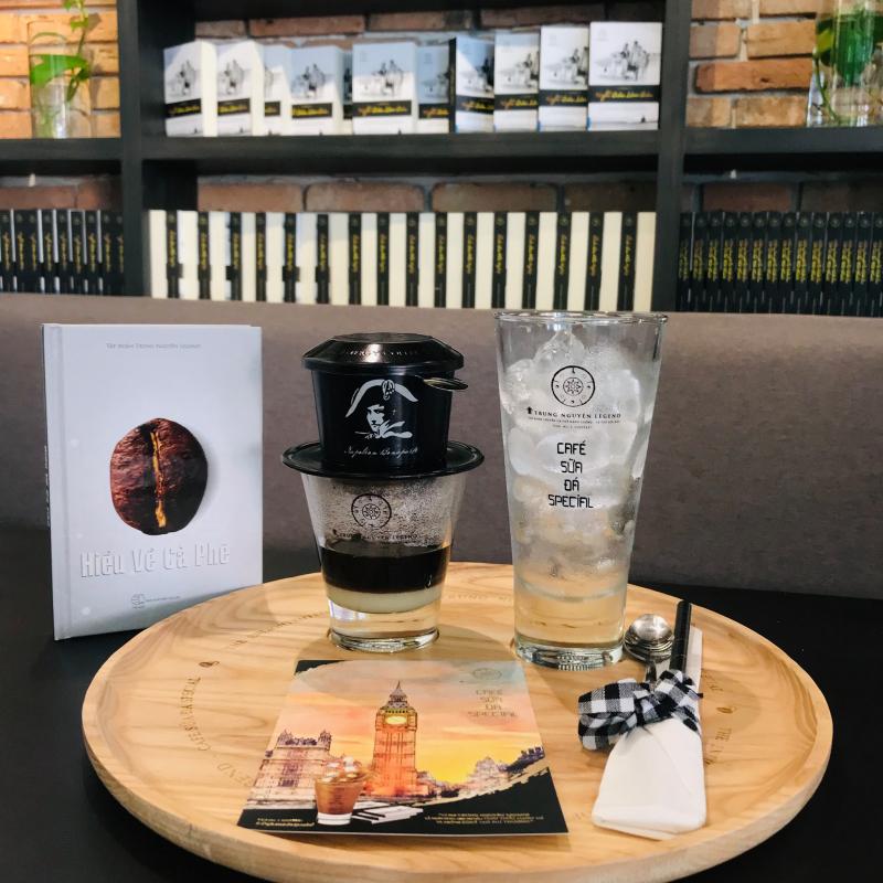 Trung Nguyên Legend Coffee
