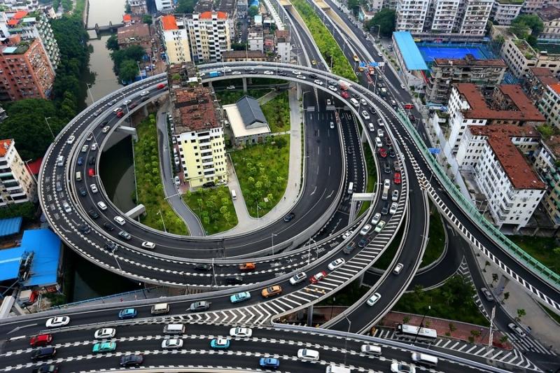 Hệ thống giao thông ở Trung Quốc