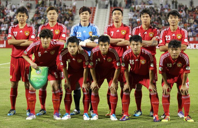 Đội tuyển Trung Quốc
