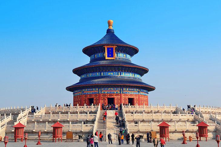 Văn hóa truyền thống là nét độc đáo trong du lịch Trung Quốc