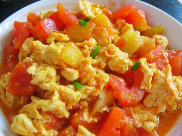 Trứng sốt chua ngọt