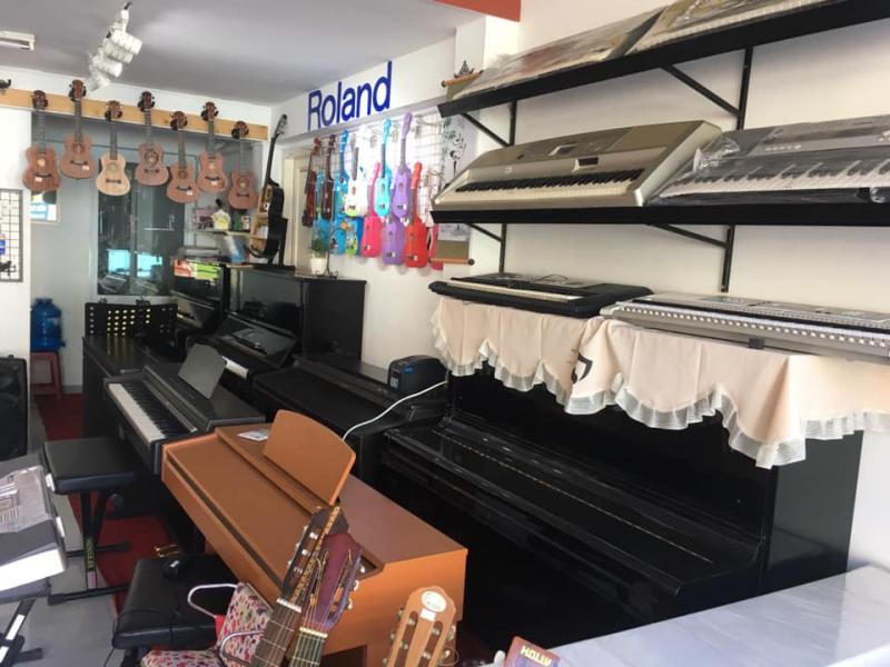 Các loại đàn piano