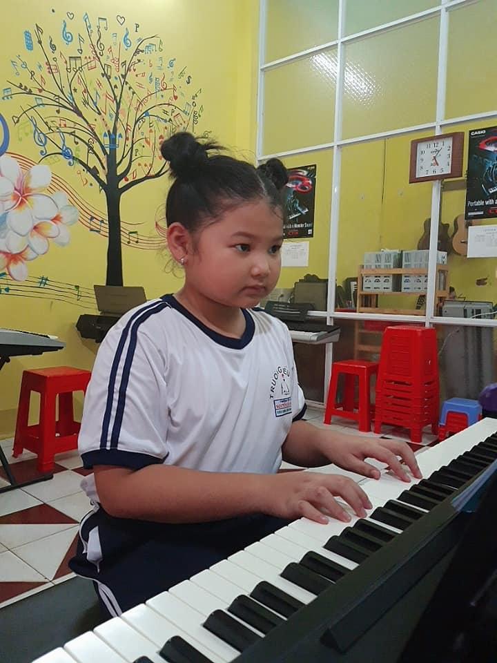 Học viên thực hành