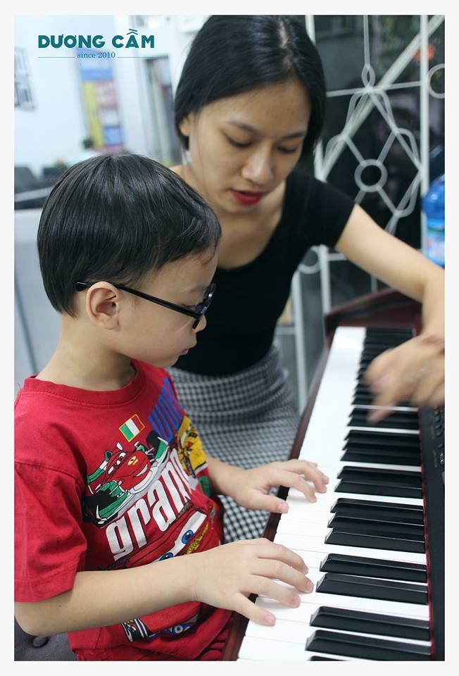 Trung tâm âm nhạc Dương Cầm hướng đến việc trở thành một gia đình âm nhạc hạnh phúc
