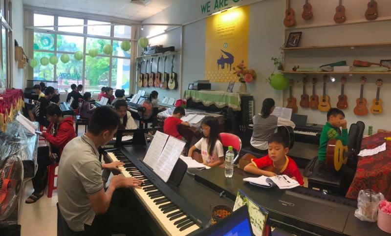 Trung Tâm Âm nhạc Melody Huế