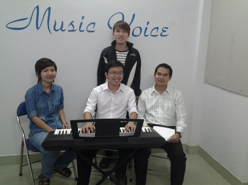 Trung tâm Bồi dưỡng năng khiếu âm nhạc áp dụng mô hình đào tạo theo yêu cầu học viên