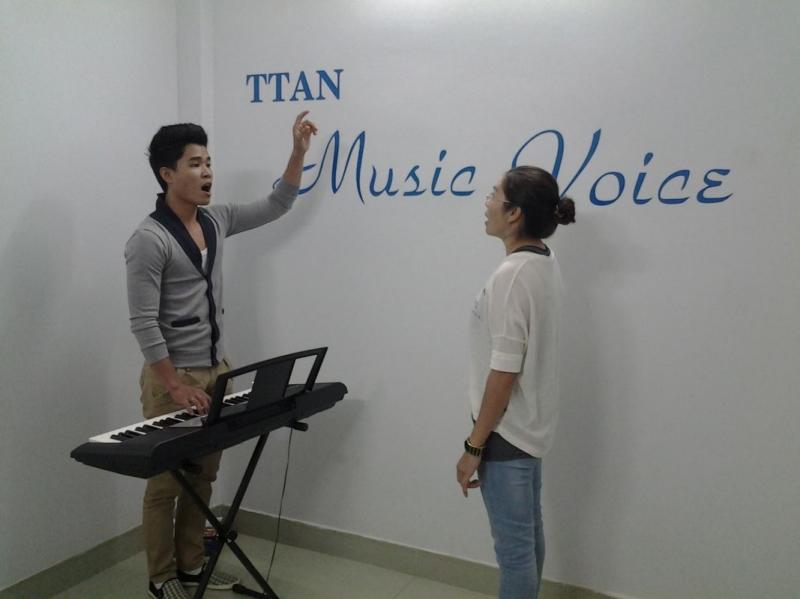 Trung tâm chào đón tất cả các đối tượng học viên có nhu cầu học tập và sinh hoạt âm nhạc
